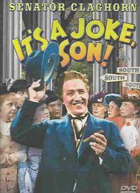 It's a Joke Son - (Region 1 Import DVD)