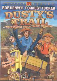 Dusty's Trail:TV Series - (Region 1 Import DVD)