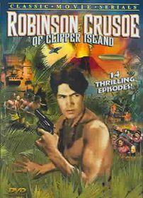 Robinson Crusoe Of The Clipper Island: Serial - (Region 1 Import DVD)