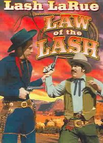 Law of the Lash - (Region 1 Import DVD)