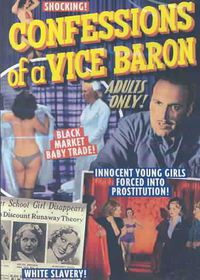 Confessions of a Vice Baron - (Region 1 Import DVD)