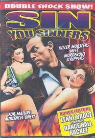 Sin You Sinners/Dance Hall Racket - (Region 1 Import DVD)