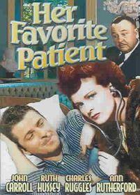 Her Favorite Patient (Aka Bedside Manner) - (Region 1 Import DVD)