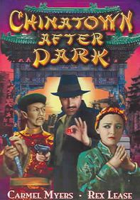 Chinatown After Dark - (Region 1 Import DVD)