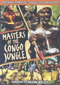 Masters of the Congo Jungle - (Region 1 Import DVD)