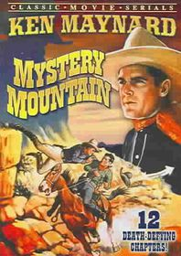 Mystery Mountain - Serial (Chapters 1-12) - (Region 1 Import DVD)