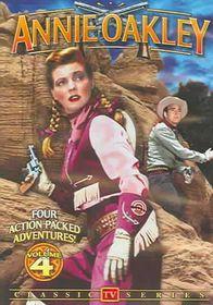 Annie Oakley:Vol 4 TV Series - (Region 1 Import DVD)