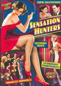 Sensation Hunters - (Region 1 Import DVD)