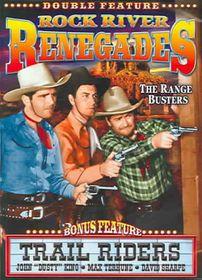 Trail Riders/Rock River Renegades - (Region 1 Import DVD)