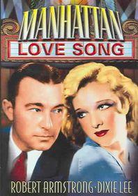 Manhattan Love Song - (Region 1 Import DVD)