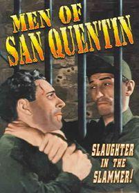 Men of San Quentin - (Region 1 Import DVD)
