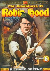Adventures of Robin Hood:Vol 6 - (Region 1 Import DVD)