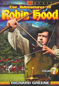 Adventures of Robin Hood:Vol 7 - (Region 1 Import DVD)