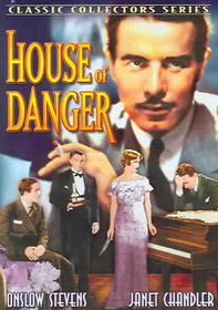 House of Danger - (Region 1 Import DVD)