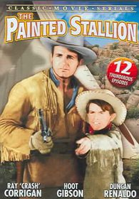 Painted Stallion: Serial - Chapters 1-12 - (Region 1 Import DVD)
