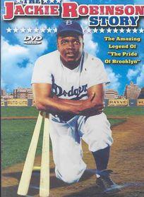 Jackie Robinson Story - (Region 1 Import DVD)