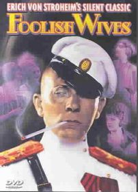 Foolish Wives - (Region 1 Import DVD)