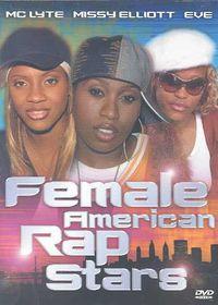 Female American Rap Stars - (Region 1 Import DVD)