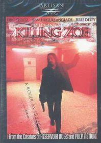 Killing Zoe - (Region 1 Import DVD)