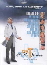 Dr. T & the Women - (Region 1 Import DVD)