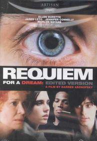 Requiem for a Dream - (Region 1 Import DVD)