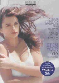 Open Your Eyes   (Abre Los Ojos) - (Region 1 Import DVD)