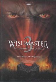 Wishmaster 3: Beyond the Gates of Hell - (Region 1 Import DVD)
