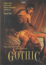 Gothic - (Region 1 Import DVD)