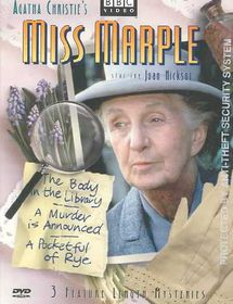 Miss Marple Gift Set - (Region 1 Import DVD)