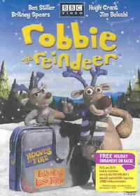 Robbie the Reindeer:Hooves of Fire - (Region 1 Import DVD)