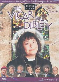 Vicar of Dibley: Complete Series 1 - (Region 1 Import DVD)