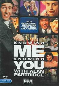 Knowing Me Knowing You..with Alan Partridge: The Complete Series -(parallel import - Region 1)