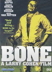 Bone - (Region 1 Import DVD)