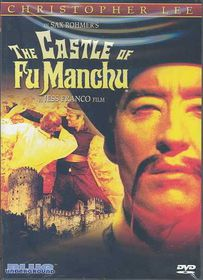 Castle of Fu Manchu - (Region 1 Import DVD)