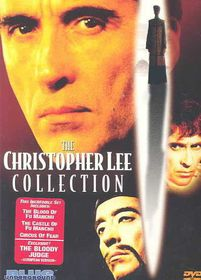Christopher Lee Colleciton - (Region 1 Import DVD)