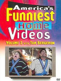 America's Funniest Home Videos:Vol 1 - (Region 1 Import DVD)