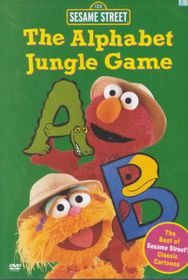 Sesame Street:Alphabet Jungle Gam - (Region 1 Import DVD)