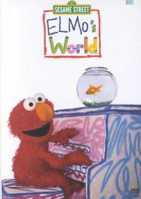 Elmo's World:Dancing Music Books - (Region 1 Import DVD)