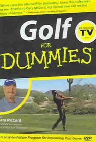 Golf for Dummies - (Region 1 Import DVD)