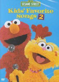 Sesame Street:Kid's Favorite Songs 2 - (Region 1 Import DVD)