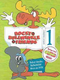 Rocky & Bullwinkle Show - Complete Season 1 - (Region 1 Import DVD)
