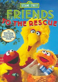 Sesame Street:Friends to the Rescue - (Region 1 Import DVD)
