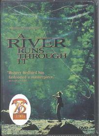 River Runs Through It - (Region 1 Import DVD)