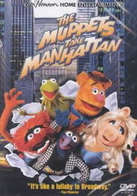 Muppets Take Manhattan - (Region 1 Import DVD)