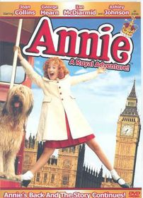Annie:Royal Adventure - (Region 1 Import DVD)
