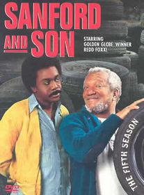 Sanford & Son:Fifth Season - (Region 1 Import DVD)