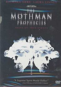 Mothman Prophecies - (Region 1 Import DVD)