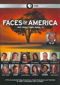 Faces of America - (Region 1 Import DVD)