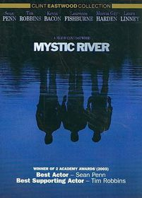 Mystic River - (Region 1 Import DVD)