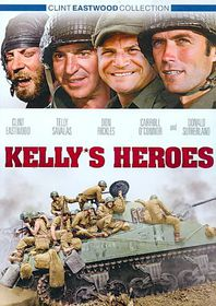 Kelly's Heroes - (Region 1 Import DVD)